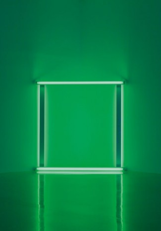 Dan Flavin, untitled (to Katharina and Christoph), 1966-71, David Zwirner