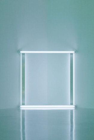 Dan Flavin, untitled (to Barbara and Joost), 1966-71, David Zwirner