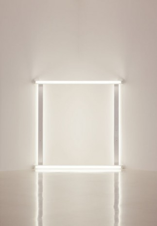 Dan Flavin, untitled (to Thordis and Heiner), 1966-71, David Zwirner