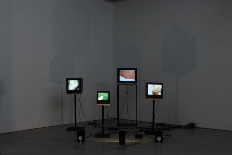 Charles Atlas, Joints 4tet for Monitors, 2013, Luhring Augustine Bushwick