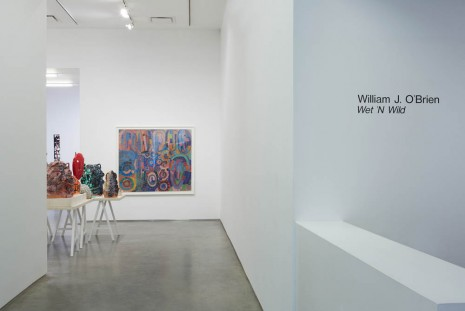 William J. O'Brien Marianne Boesky Gallery