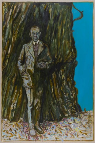 Billy Childish, Sequoia and Rachmaninov, 2012, China Art Objects Galleries