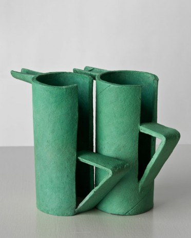 Ricky Swallow, Twin Pots/Malaechite (After P.S), 2011, Office Baroque