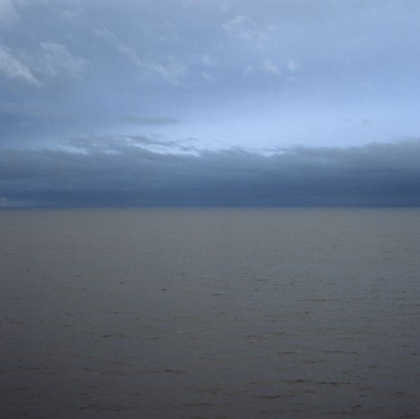 Garry Fabian Miller, Sections of England: The Sea Horizon (No. 3), 1976-7, Ingleby Gallery