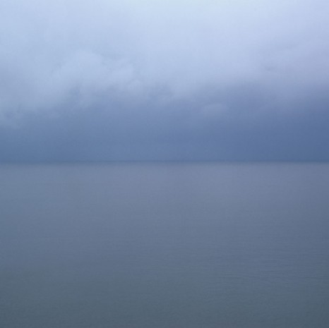 Garry Fabian Miller, Sections of England: The Sea Horizon (No. 16), 1976-7, Ingleby Gallery