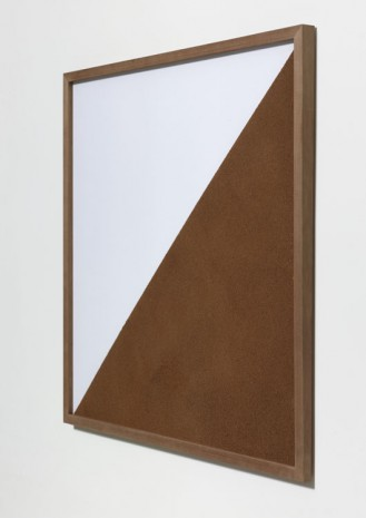 A Kassen, Slope (European walnut), 2013, Galleri Nicolai Wallner