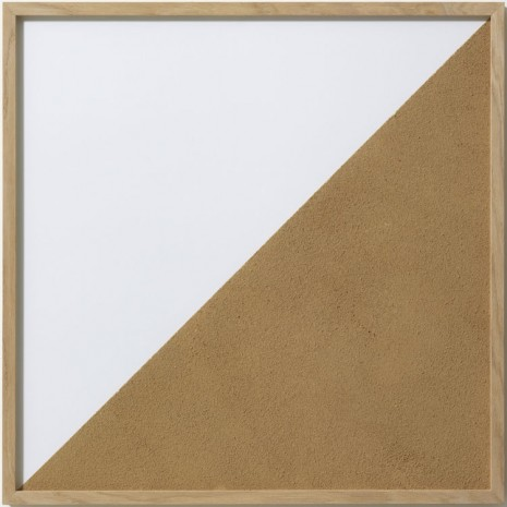 A Kassen, Slope (Oak), 2013, Galleri Nicolai Wallner