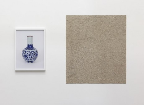 A Kassen, The Color of Things (Vase), 2013, Galleri Nicolai Wallner