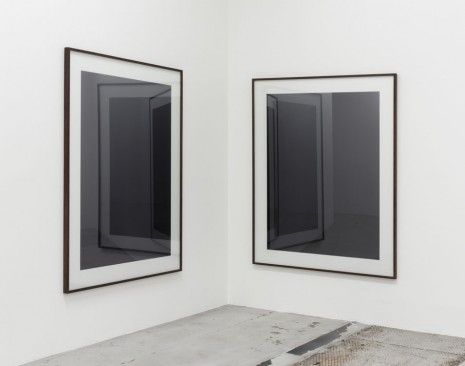 A Kassen, Permanent Reflection, 2013, Galleri Nicolai Wallner
