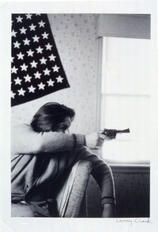 Larry Clark, Untitled, 1971, Simon Lee Gallery