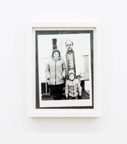 Ryan Gander, My Family Before Me, 2006, New Galerie