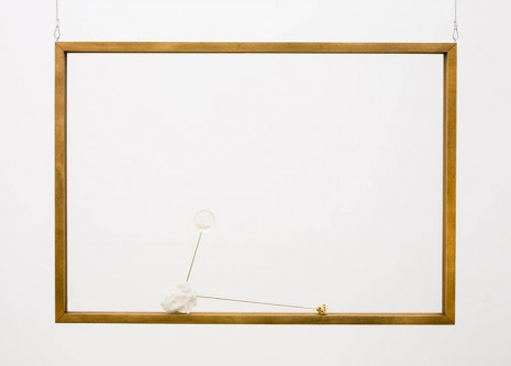 Benoît Maire, Arme Instable (Unstable Weapon), 2013, New Galerie