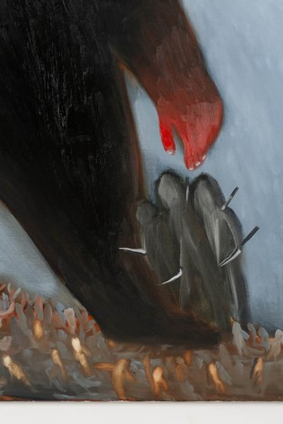 Nedko Solakov, Paintings with No Texts #3