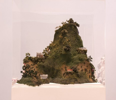 Won Ju Lim, A Piece of Glassell Park, 2007, Patrick Painter Inc.
