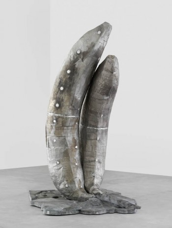 Mark Handforth, Two Old Bananas, 2013, Galerie Eva Presenhuber