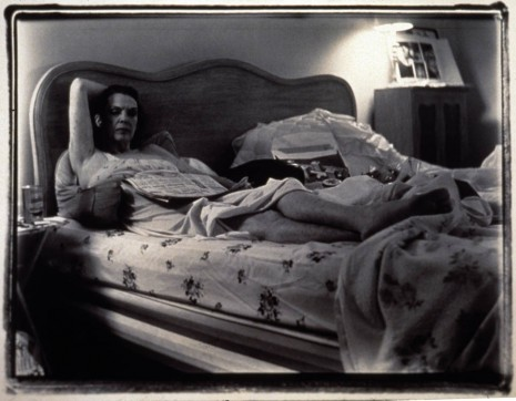 Marilyn Minter, Coral Ridge Towers (Mom in Bed), 1969/1995, Regen Projects
