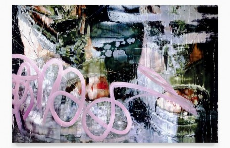Marilyn Minter, Not in These Shoes, 2013, Regen Projects