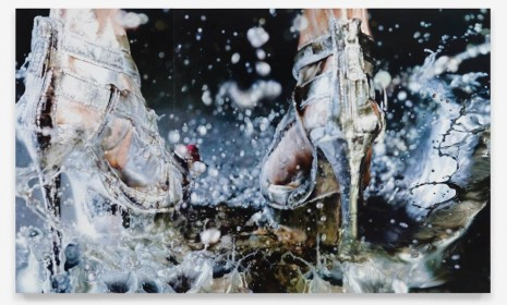 Marilyn Minter, Last Splash, 2012, Regen Projects