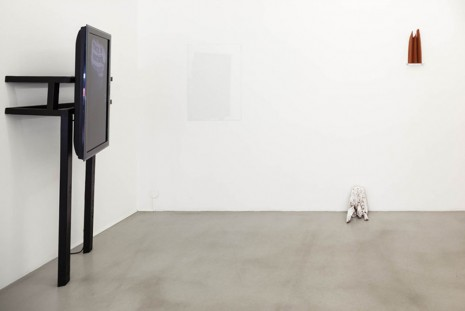 Linda Persson, Re, TUrn, Dis, Ruption, Stab, 2012, Galerie Nordenhake