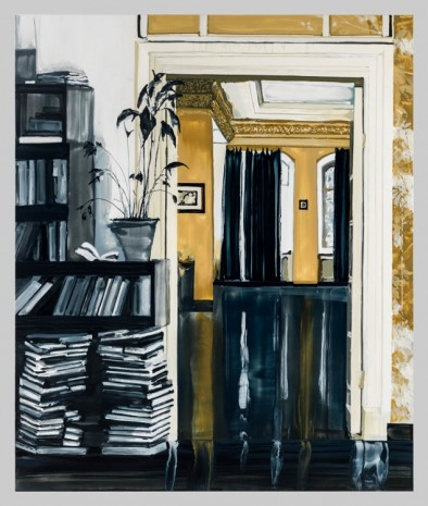 Kirsten Everberg, At Night, Of Course (Mirror), 2013, 1301PE
