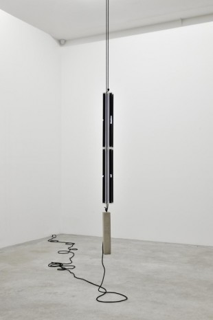 Matthias Bitzer, You reflect everything. Your reflection is in everything., 2013, Almine Rech Gallery