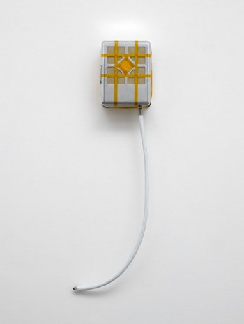 Steven Claydon, Unlucky for some is the mother of invention (mailbox), 2013, David Kordansky Gallery