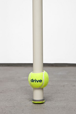 Chadwick Rantanen, Telescopic Pole [Drive Medical / 01] (detail), 2012, STANDARD (OSLO)