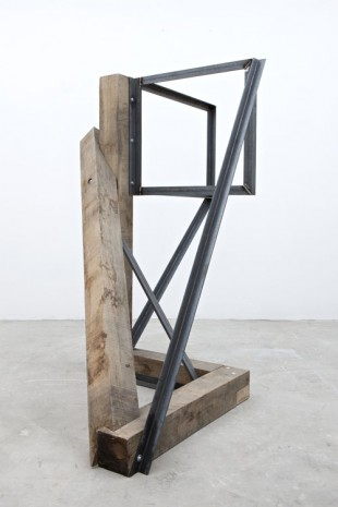 Oscar Tuazon, [Untitled Sculpture #1], 2013, STANDARD (OSLO)