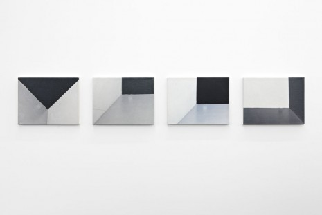 Adriana Lara, 4 3D Paintings, 2009, STANDARD (OSLO)