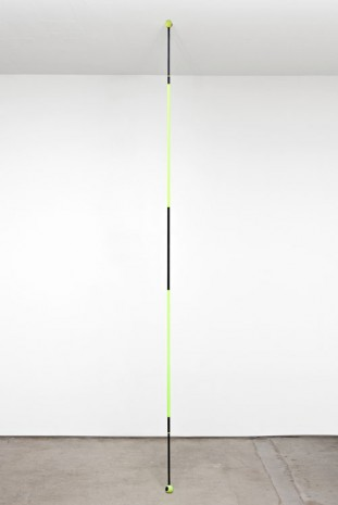 Chadwick Rantanen, Telescopic Pole [Three Hole EZ Glide/Never Give Up / 02], 2012, STANDARD (OSLO)