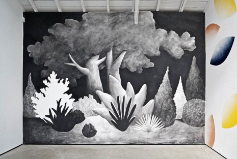 Nicolas Party, Landscape, 2013, The Modern Institute