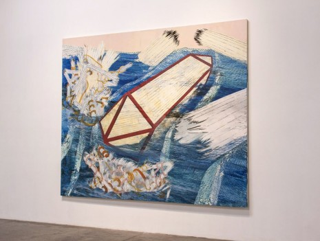 Andrew Piedilato, Sea Coffin, 2013, Patrick Painter Inc.