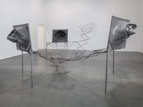 Jennifer Pastor, Endless Arena, 2012, Regen Projects