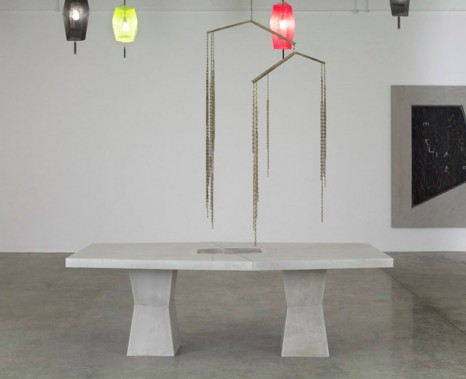Martin Boyce, It's Over and Over, 2013, Tanya Bonakdar Gallery