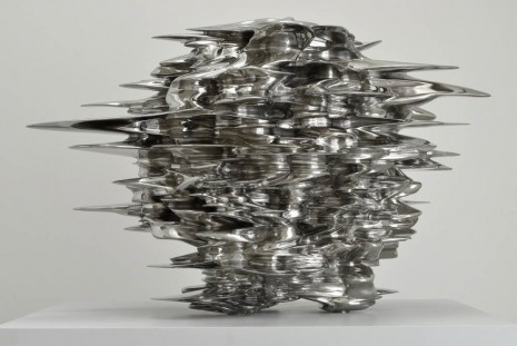 Tony Cragg, Spark, 2012, Galerie Thaddaeus Ropac