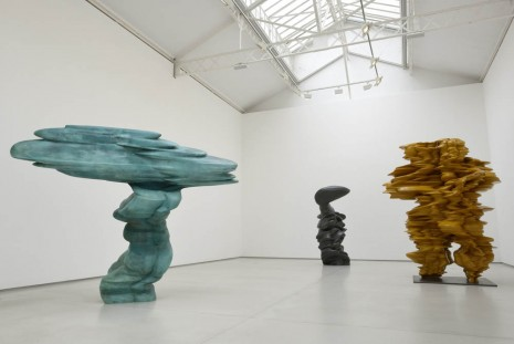 Tony Cragg Galerie Thaddaeus Ropac