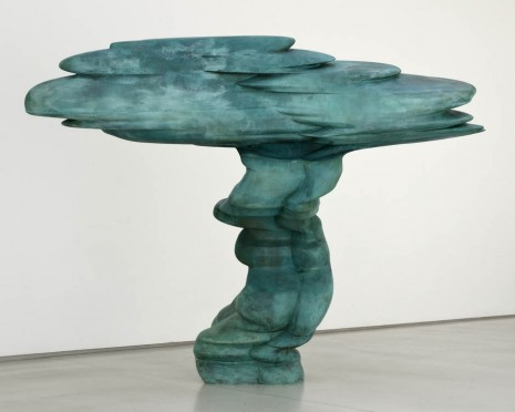 Tony Cragg, Must be, 2012, Galerie Thaddaeus Ropac
