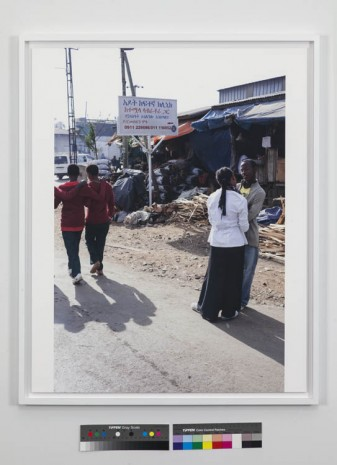 Wolfgang Tillmans, Addis Abeba afternoon, 2012, Andrea Rosen Gallery (closed)