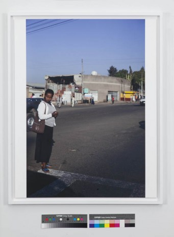 Wolfgang Tillmans, Addis Abeba morning, 2012, Andrea Rosen Gallery (closed)
