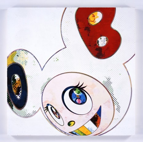 Takashi Murakami, And then (title to be determined), 2013, Perrotin
