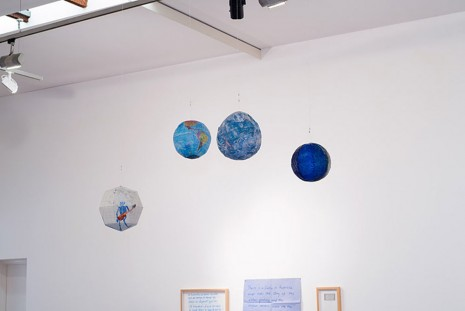 A Constructed World, Death Globes, 2012, Roslyn Oxley9 Gallery