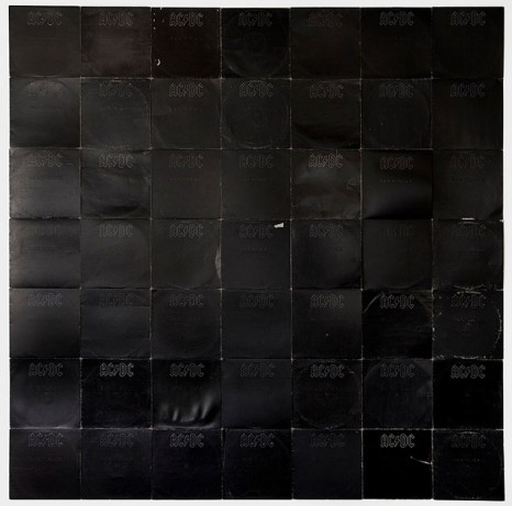 Nell, More Sound Hours Than Can Ever Be Repaid - Back in Black, #2, 1980/2013, Roslyn Oxley9 Gallery