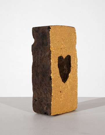 Nell, Love cries out from each brick in the wall, 2013, Roslyn Oxley9 Gallery