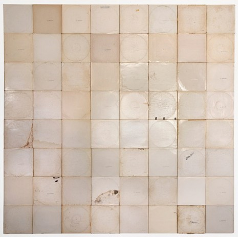 Nell, More Sound Hours Than Can Ever Be Repaid - The White Album, #1, 1968/2013, Roslyn Oxley9 Gallery