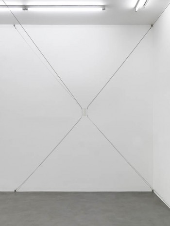 Roberto Winter, Transparency as Obstacle (PRISM), 2013, Simon Lee Gallery