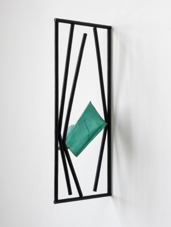 Ricky Swallow, Mask with Bars, 2013, Modern Art