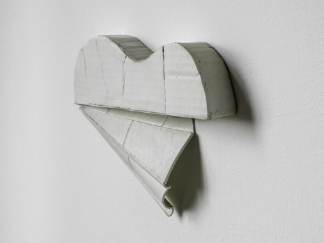 Ricky Swallow, Split Guitar with Drapery 1 (horizontal), 2013, Modern Art