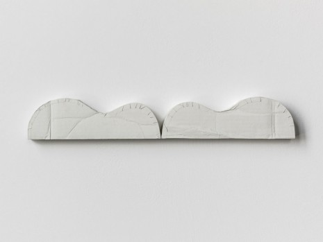 Ricky Swallow, Split Guitar 1 (horizontal), 2013, Modern Art