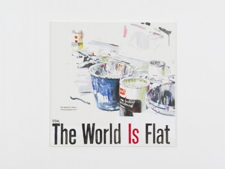 Wawrzyniec Tokarski, The World is flat, 2013, Wentrup