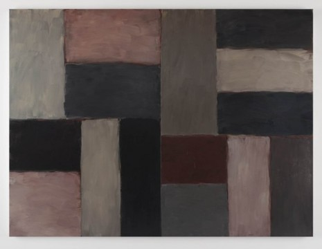 Sean Scully, Wall of Light Last Day, 2009, Kerlin Gallery